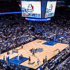 Orlando Magic and Amway Center Trips